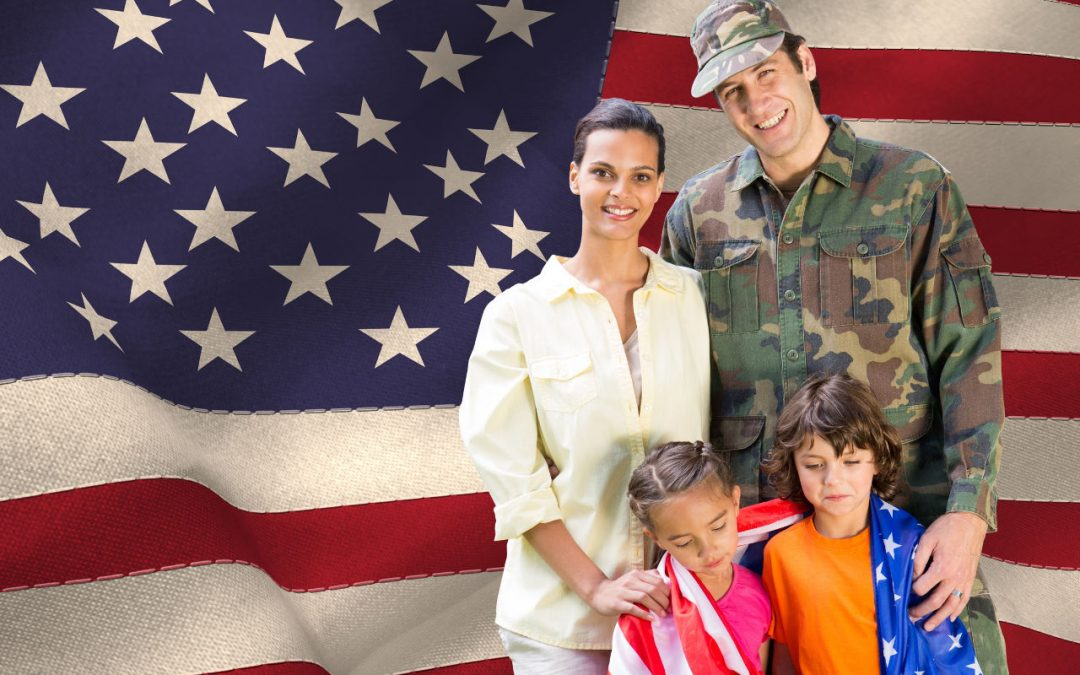 Married in the Military: 10 Ways to Honor America's Veterans and Their Families on Veteran's Day